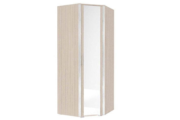 Шкаф для одежды угловой 1Д , модульной системы Сорренто, Ясень Светлый, Кураж (Россия), фото 2