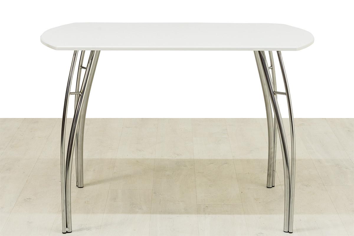 Стол обеденный , Белый , СВ Мебель (Россия)