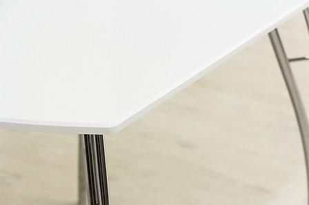 Стол обеденный , Белый , СВ Мебель (Россия), фото 2