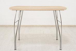 Стол обеденный, Дуб Сонома , СВ Мебель (Россия), фото 2