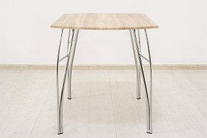 Стол обеденный, Дуб Сонома , СВ Мебель (Россия), фото 3
