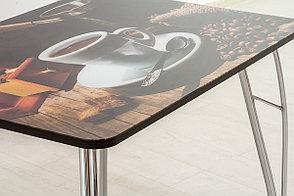 Стол обеденный , Кофе с молоком , СВ Мебель (Россия), фото 2