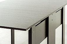 Стол книжка раздвижной, Дуб Венге 101, СВ Мебель (Россия), фото 3