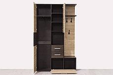 Шкаф прихожая 3Д Танго 1, Сонома, Горизонт (Россия), фото 3