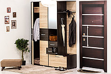 Шкаф прихожая 4Д Танго 2, Сонома, Горизонт (Россия), фото 2