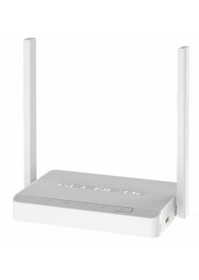 Keenetic DSL KN-2010 Беспроводной ADSL маршрутизатор. 2.4 Ггц, 300 Мбит/сек, USB 2.0