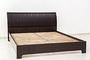 Кровать двуспальная (160), коллекции Токио, Кайман Коричневый, MEBEL SERVICE (Украина), фото 2