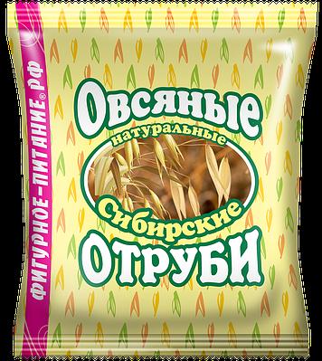 Овсяные отруби | натуральные Сибирские