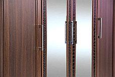 Шкаф для одежды  4Д  коллекции Тоскана, Дуб Тортона, Кураж (Россия), фото 3
