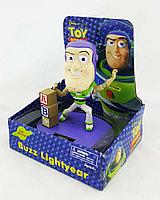 Игрушка с качающейся головой на солнеч. батарейках Disney Toy Story Базз Лайтер