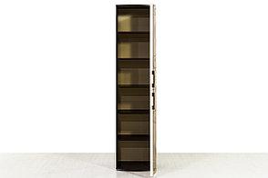 Шкаф пенал  2Д  модульной системы Флоренция, Дуб Атланта, БТС (Россия), фото 2