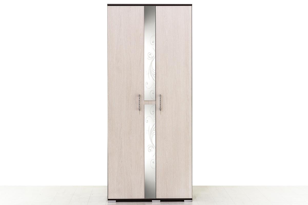 Шкаф для одежды 2Д , модульной системы Флоренция, Дуб Атланта, БТС (Россия)