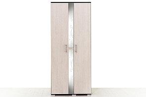 Шкаф для одежды 2Д , модульной системы Флоренция, Дуб Атланта, БТС (Россия), фото 2