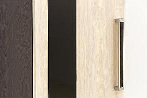 Шкаф пенал 1Д , модульной системы Эдем 2, Дуб Млечный, СВ Мебель (Россия), фото 2