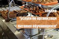 Подготовка заявки для участия в закупках услуг организации питания обучающихся