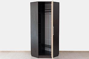 Шкаф для одежды угловой 1Д , модульной системы Эдем 2, Дуб Млечный, СВ Мебель (Россия), фото 2