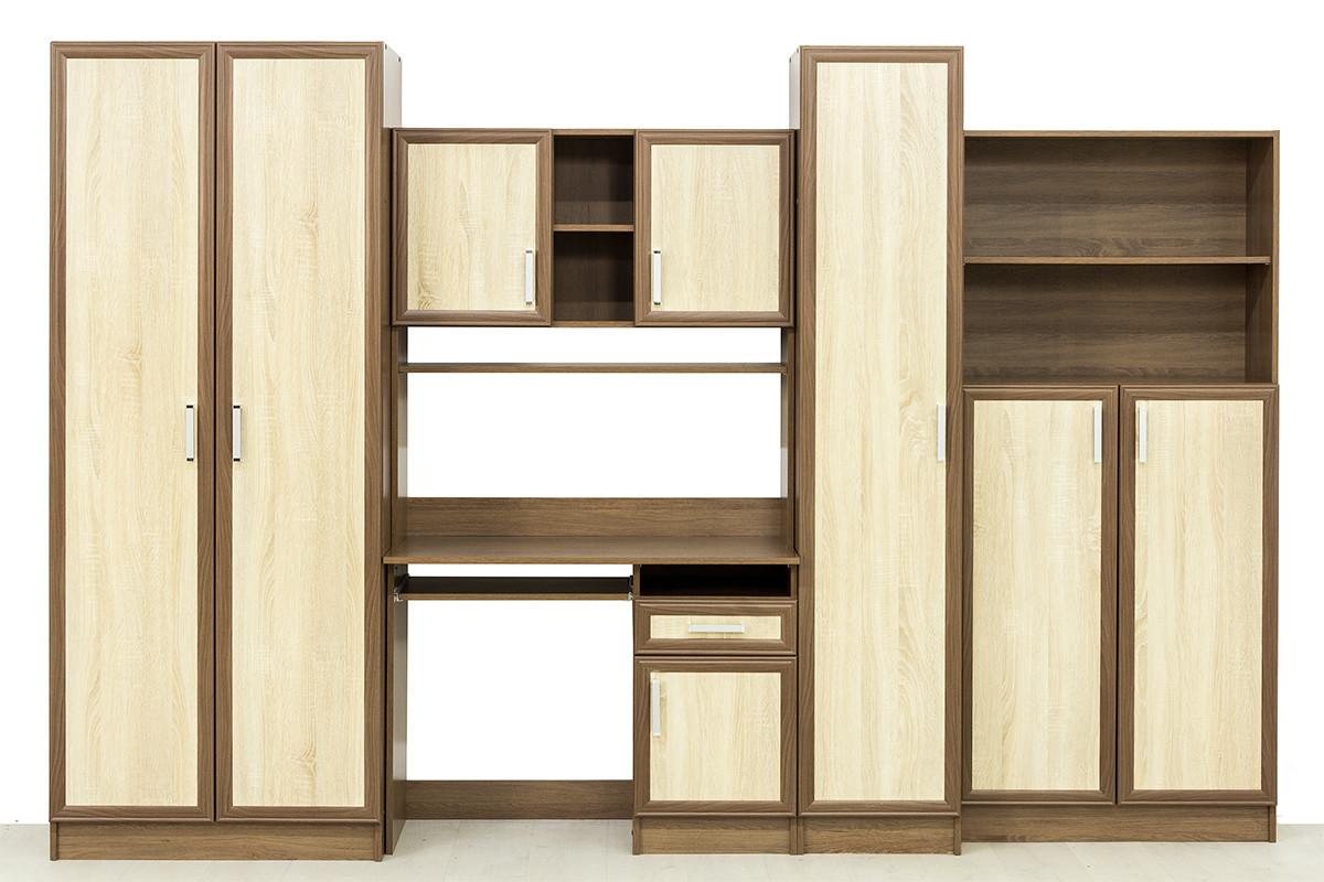 Комплект мебели для детской Юниор, Дуб Сонома, Астрид-Мебель(Россия)