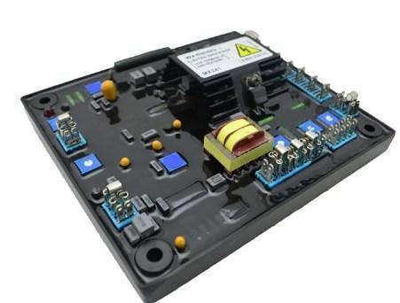 50kw стабилизатор напряжения переменного тока AVR MX341 AVR схема для дизель-генератора, фото 2