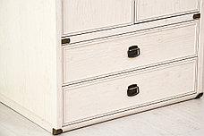 Шкаф для одежды 2Д (Magellan 2DG2S), коллекции Магеллан, Сосна Винтаж, Анрэкс (Беларусь), фото 3