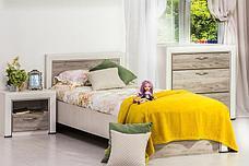 Оливия - Комплект для детской 5706, вудлайн кремовый/дуб анкона, Анрэкс, фото 2