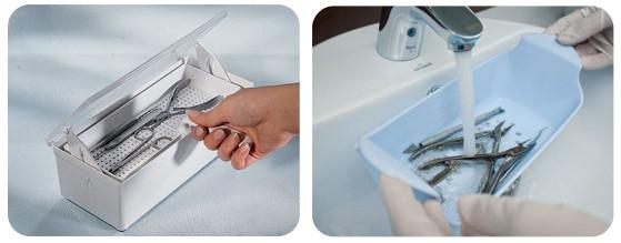стерилизация и дезинфекция хирургического инструмента