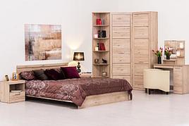 Оскар - Комплект для спальни 5607, Дуб санремо, Анрэкс
