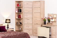 Оскар - Комплект для спальни 5607, Дуб санремо, Анрэкс, фото 3