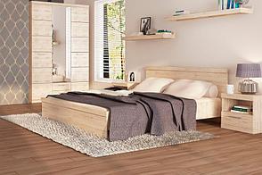 Оскар - Комплект для спальни, 3D, Дуб санремо, Анрэкс, фото 2