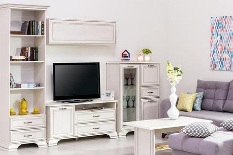 Тиффани - Комплект для гостиной 5605, вудлайн кремовый, Анрэкс, фото 2