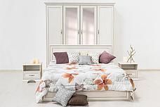 Тиффани - Комплект для спальни 2116, 4D, вудлайн кремовый, Анрэкс, фото 3