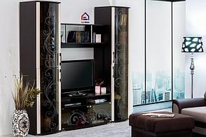 Флоренция - Комплект для гостинной 4038, Венге, БТС Мебель, фото 2