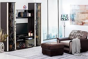 Флоренция - Комплект для гостинной 4038, Венге, БТС Мебель, фото 3