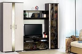 Флоренция - Комплект для гостинной 4039, Венге, БТС Мебель