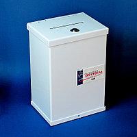 Ящик из оргстекла. Модель: Бокс пластиковый 20х30х15 (фомакс)