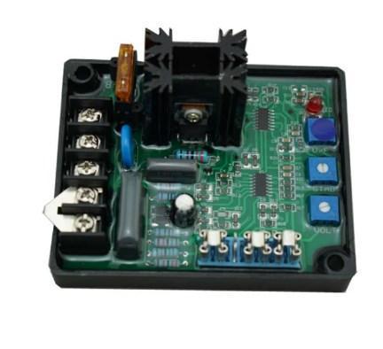 Генератор avr 8A бесщеточный генератор с avr, фото 2