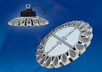 Промышленный светодиодный светильник Aurelia ULY-U30C-240W IP65 SILVER КСС 120 градусов