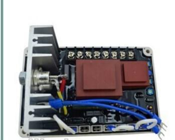 3 фазы 30Kva автоматический регулятор напряжения цена AVR EA 15A, фото 2