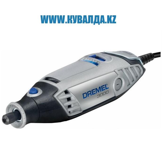 Прямая шлифмашина Dremel 3000-5 S