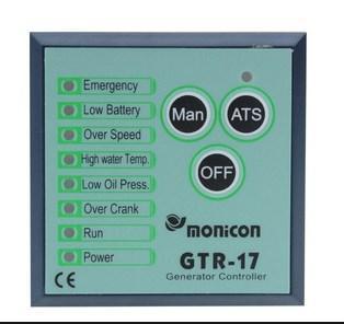 Автоматического запуска генератора контроллер GTR-17 GTR-168 хорошая производительность