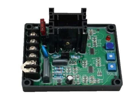 Электрический доска часть GAVR-12A AVR для генератора, фото 2