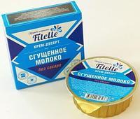 Крем-десерт сгущённое молоко