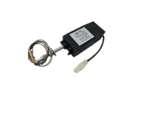 Низкое напряжение дизельный двигатель Shutdown Электромагнитный клапан HY-PL 12 В 24 В, фото 2