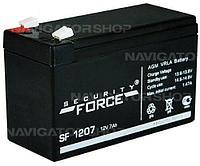 Аккумулятор 12В 7,0 А/ч SF