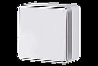 Выключатель одноклавишный проходной Werkel WL15-01-03 Gallant белый