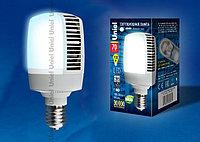 Лампа светодиодная Uniel LED-M105-70W/NW/E40/FR ALV02WH