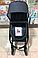 Детская коляска 2 в 1 Nano Baby Black, фото 8
