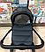 Детская коляска 2 в 1 Nano Baby Black, фото 9