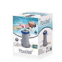Картриджный фильтр-насос, BestWay 58117 , производительность 3.006 л/ч