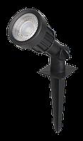 Ландшафтный светодиодный светильник PGL 5w BL 6500K 380Lm (грунтовый на колышке) IP65 Jazzway