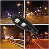 Уличный светодиодный прожектор 100W